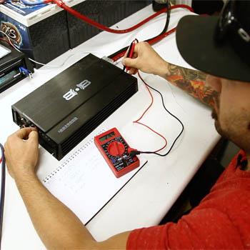 Adjusting Car Amp for Sound